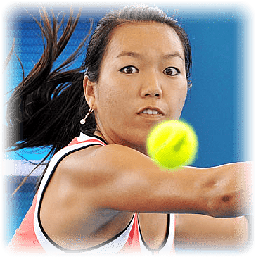 Consistent for the Lasers. Vania King is 3-1 in both Singles and Doubles.
