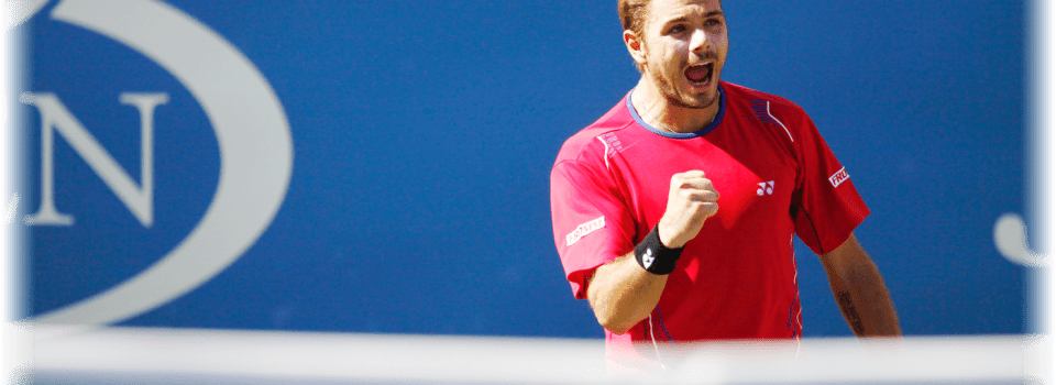 8 - Wawrinka Ousts Murray in Three