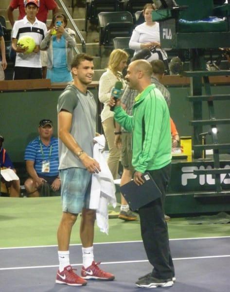 Photo: @RD_Tennistalk