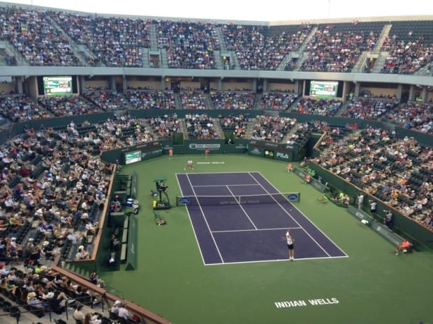 Stadium-2 fills-up for Stan Wawrinka