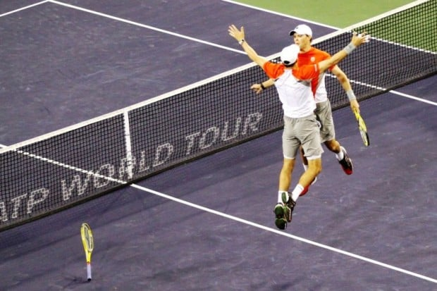 Repeat! Bob and Mike win Indian Wells...